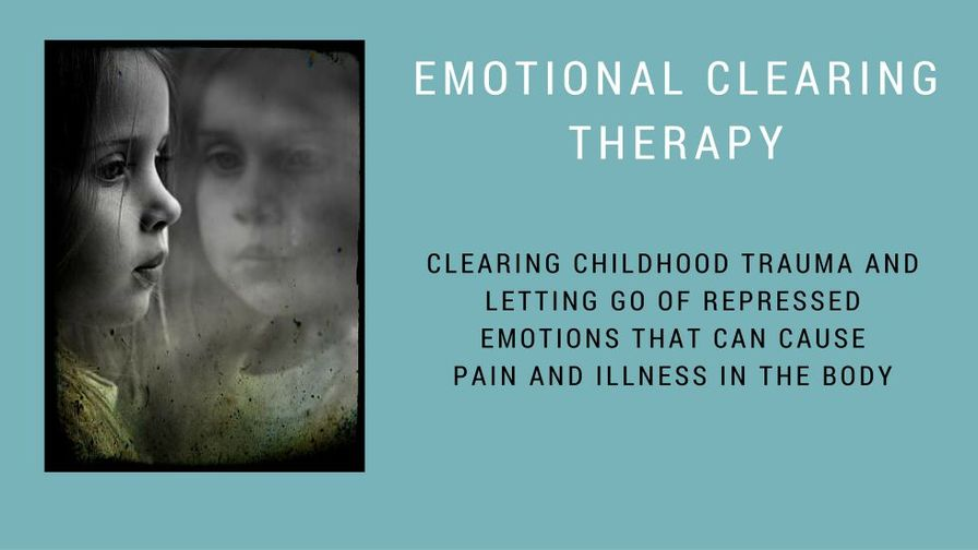Emotional Clearing Therapy