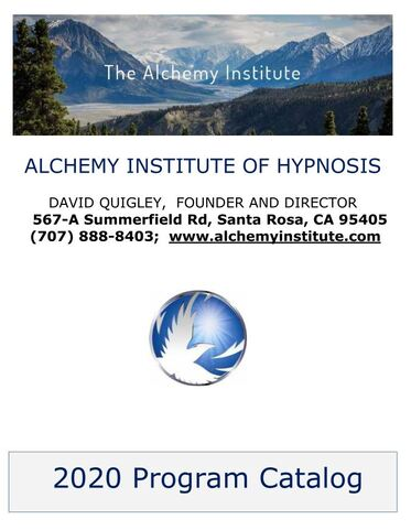 Alchemy Institute Program Catalog